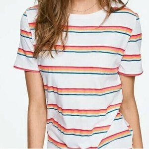 Victoria's Secret PINK T Shirt Crew Neck T-Shirt